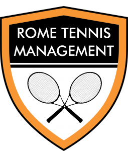 Rome Tennis Management Logo