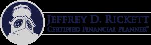 Jeffrey D. Rickett, CFP Logo