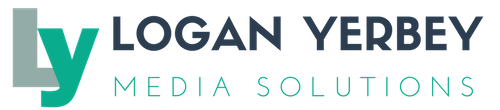 Logan Yerbey Media Solutions Logo