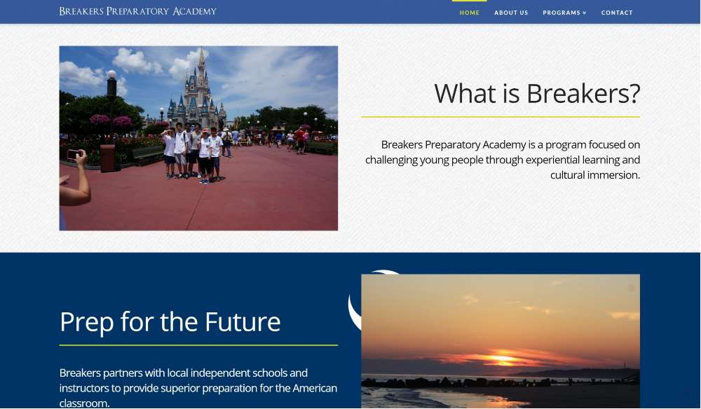 Breakers Preparatory Academy